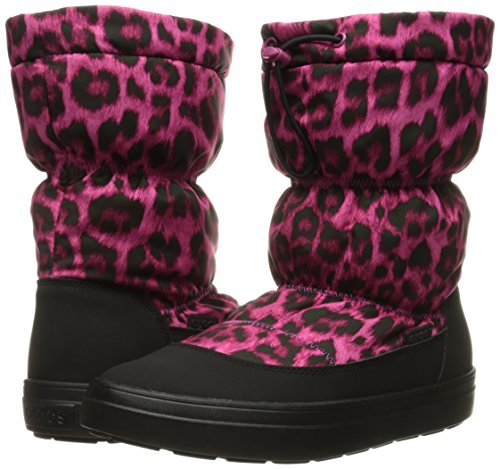 Pictures of Crocs Women's Lodge Point Pull-On Snow Boot B(M) US 4