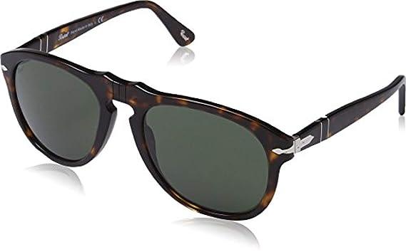 937a5c1f4c48 Amazon.com: Persol Men's 0PO0649 Square Polarized Sunglasses: Clothing