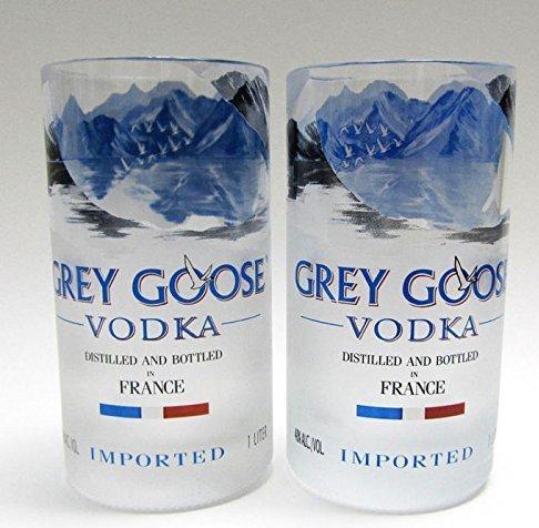 Grey Goose Tumblers - Set of Two