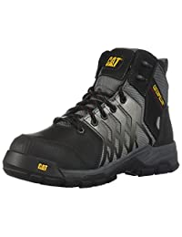 Caterpillar Footwear Men's Induction WP NANO TOE CSA Industrial Boot