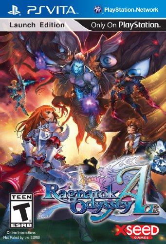 Ragnarok Odyssey ACE - PlayStation Vita]()