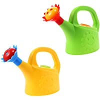 TOYANDONA 2 Pcs Chicken Watering Can Toys, Interesting Plastic Children Bath Toys Early Educational Toys for Kids…