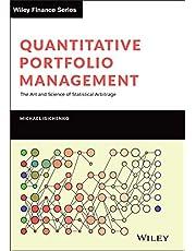 Quantitative Portfolio Management: The Art and Science of Statistical Arbitrage