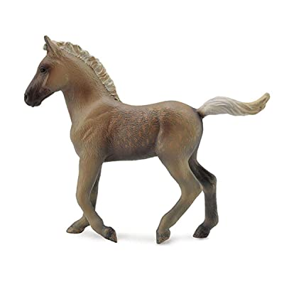 Breyer Corral Pals Chocolate Rocky Mountain Foal: Toys & Games