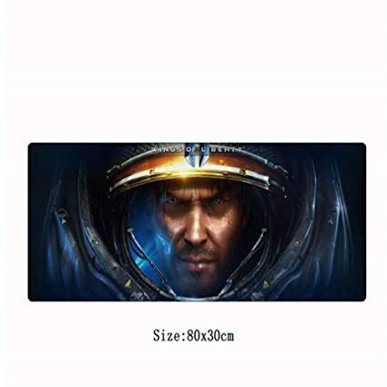 Anti-Slip Mousepad Speed Edition Gaming Mouse Pad Mat Locked Large Size 80x30cm