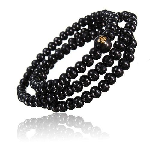 buddhist-buddha-multi-chain-black-bead-mala-necklace-bracelet-meditation-vipassana-sandalwood-with-c