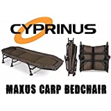 Maxus 6 Leg Padded Luxury Carp fishing Camping bed, Put me up bed, guest bed