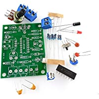 Ruirain-ES HW-530 ICL8038 Function Signal Generator Circuit Production Sine Triangle Wave Square Wave Signal Parts DIY Spare Part