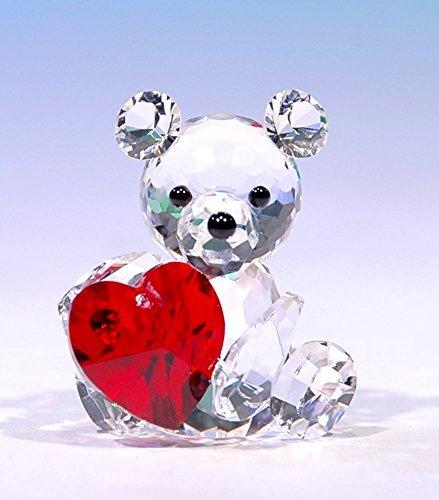 "CRYSTAL WORLD ""Heart Bear"""