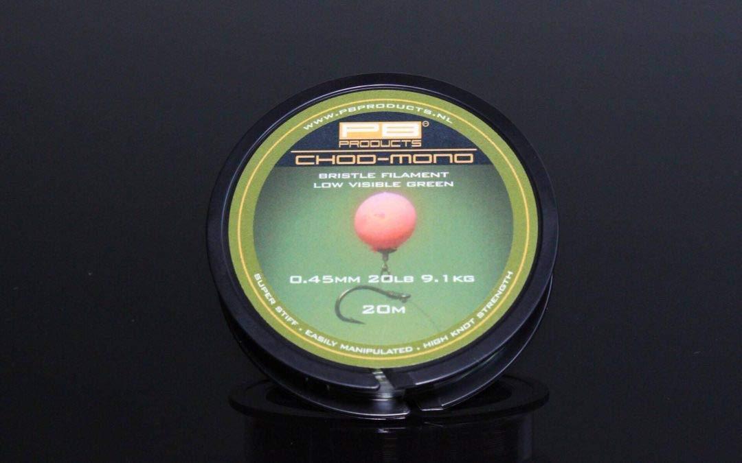 Chod Mono 00//40mm 15lb 20m PRODUCTS FISHING TACKLE PB CHOD MONO FISHING LINE