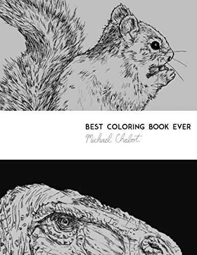 Best Coloring Book Ever! by Michael Chabot
