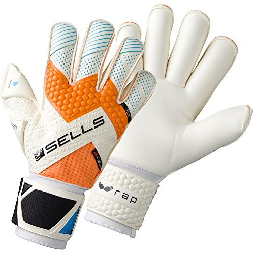 Sells Wrap (Sells WRAP Aqua Campione Goalkeeper Gloves for Soccer)