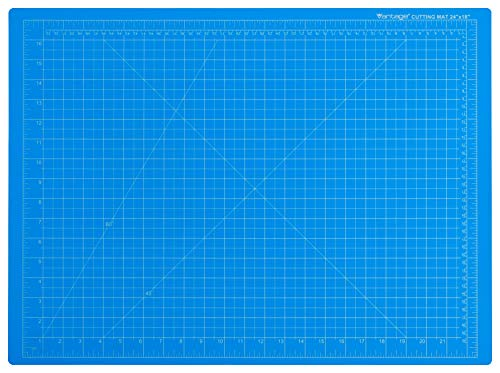 Dahle Vantage 10692 Self-Healing 5-Layer Cutting Mat Perfect for Crafts and Sewing 18