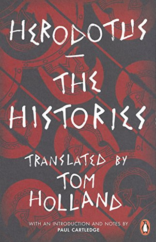 Book cover for The Histories