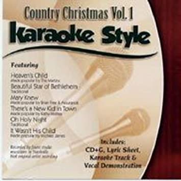 Amazon com: Daywind Karaoke Style CDG #9344 - Country