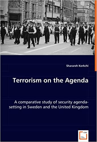 Terrorism on the Agenda - A comparative study of security ...