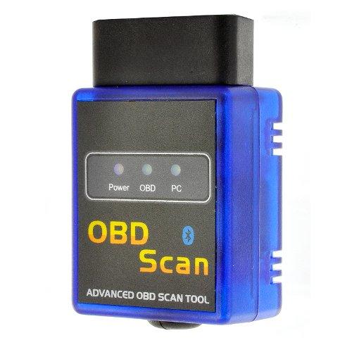 Generic Bluetooth OBD2 Car Diagnostic Tool - Plug and Play