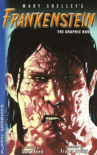 Puffin Graphics: Frankenstein (Puffin Graphics (Graphic Novels))