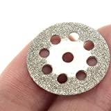 Lukcase 10 pcs Diamond Cutting Wheel Cut Off