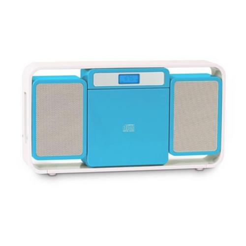 BigBen Micro-Kompaktanlage MCD10 Kids Blau