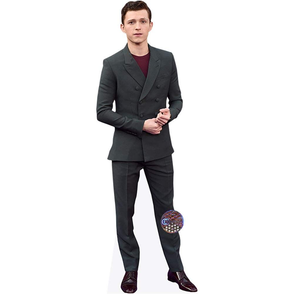 Tom Holland (Grey Suit) Life Size Cutout