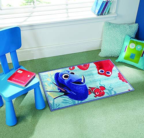 - Children's Room Matrix Disney Finding Dory Under The Sea Fish Dory Nemo Rug Kids Carpet in 1'8''x2'7''