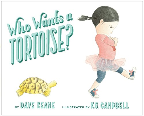 Who Wants a Tortoise? by Knopf Books for Young Readers