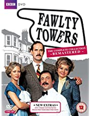 Fawlty Towers: Remastered (3 Dvd) [Edizione: Regno Unito] [Edizione: Regno Unito]