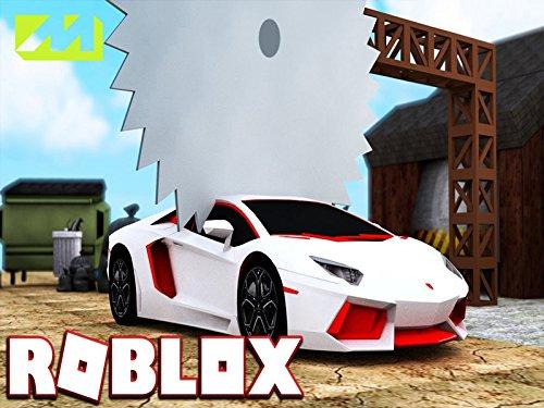 Clip: 2 Billion Dollar Car in Roblox