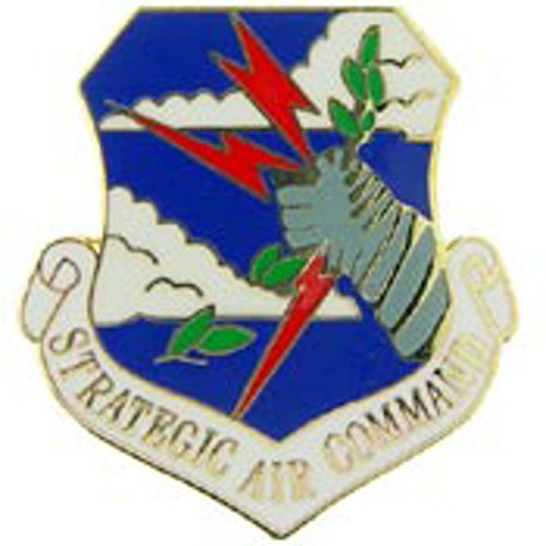 (Pins: USAF - Air Force, STRATEGIC AIR CM (1
