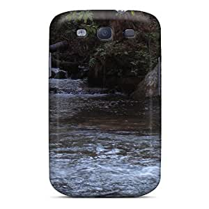 Fashionable Style Case Cover Skin For Galaxy S3- A Stream