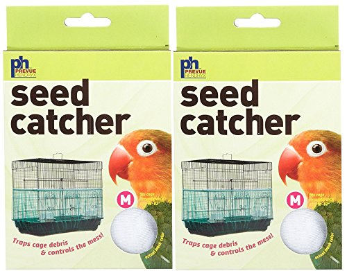 (2 Pack) Seed Catcher, Medium