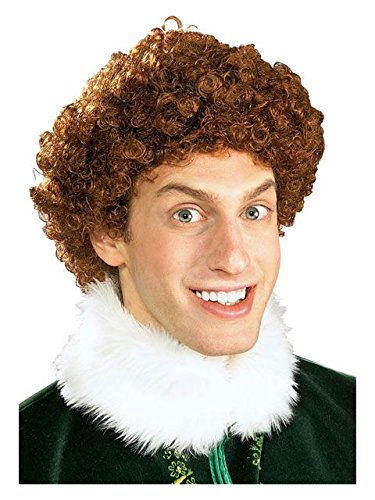Buddy the Elf Wig Costume (Buddy The Elf Womens Costume)