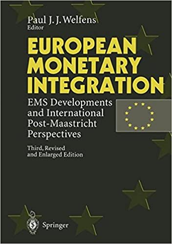 Book European Monetary Integration: EMS Developments and International Post-Maastricht Perspectives