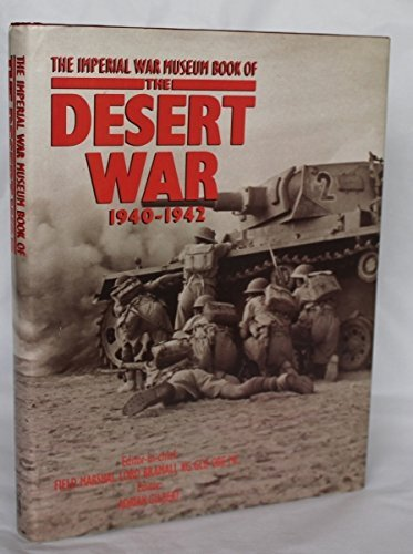 The Imperial War Museum Book of the Desert War