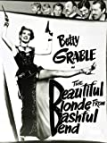 The Beautiful Blonde from Bashful Bend poster thumbnail