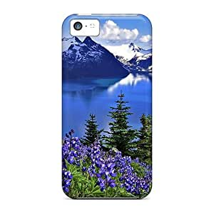 Awesome Special-G Defender Tpu Hard Case Cover For Iphone 5c- The Beauty Of Nature