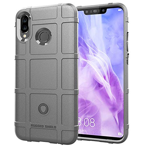 Amazon.com: Case for Huawei Nova 3 Rugged Shield Series Soft ...