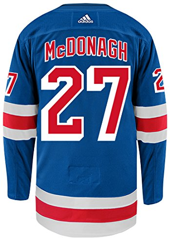 - adidas Ryan McDonagh New York Rangers Authentic Home NHL Hockey Jersey