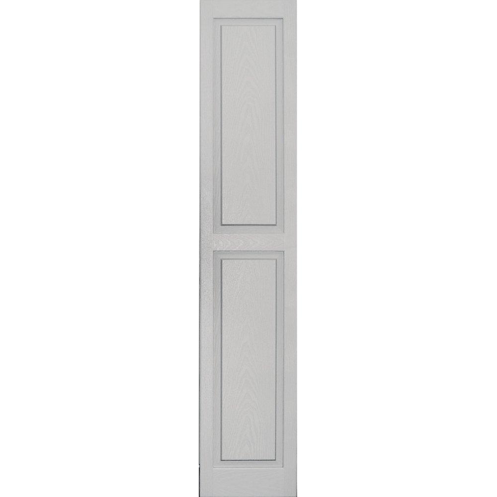 Vantage 3114071030 14X71 Raised Panel Shutter/Pair 030, Paintable