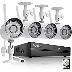 Image of the product Funlux 4 Channel 1080p that is listed on the catalogue brand of Funlux.