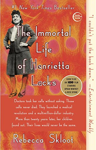 Books : The Immortal Life of Henrietta Lacks