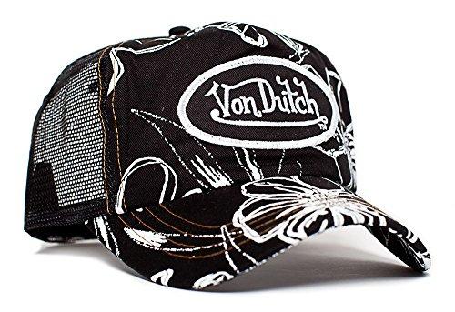von-dutch-black-hawaiian-unisex-adult-trucker-hat-one-size-black-black
