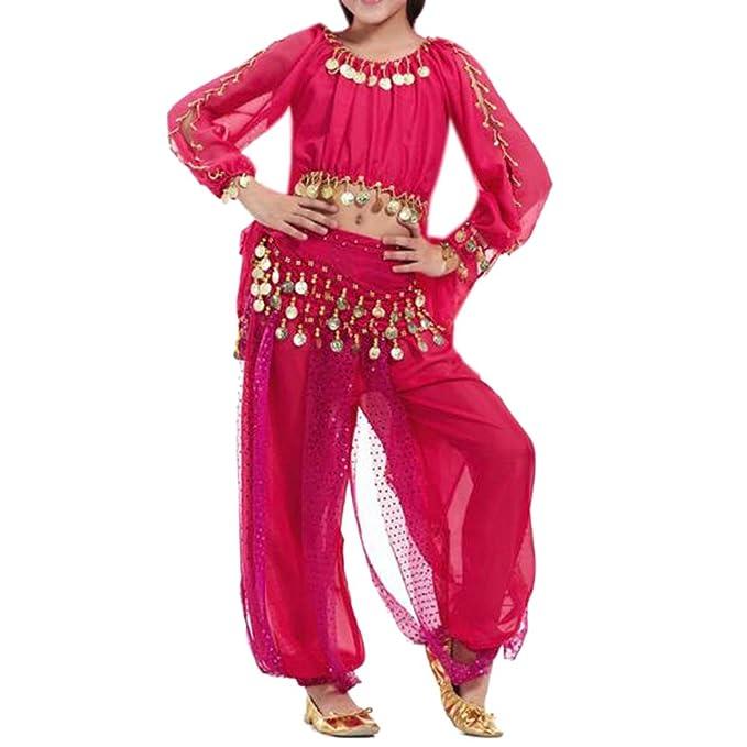 Amazon.com: BellyLady disfraz para danza de vientre ...