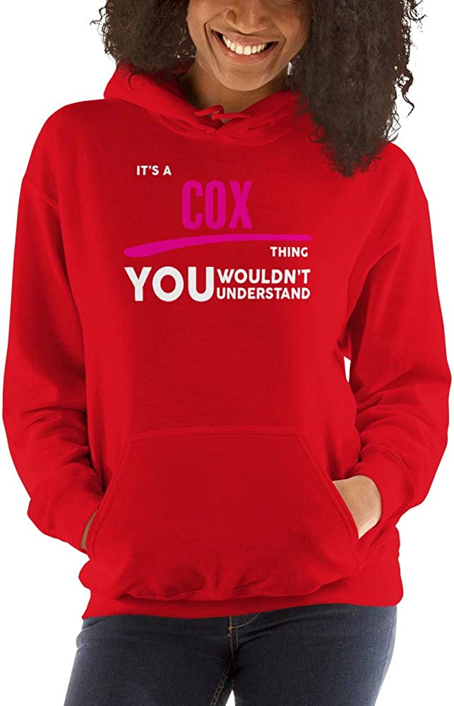 You Wouldnt Understand PF meken Its A COX Thing