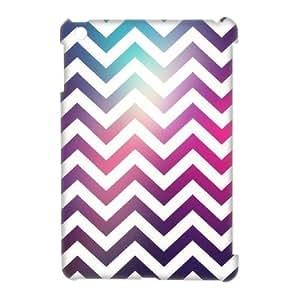 DIY iPad Mini Case, Zyoux Custom Cheap 3D iPad Mini Cell Phone Case - Chevron and Galaxy