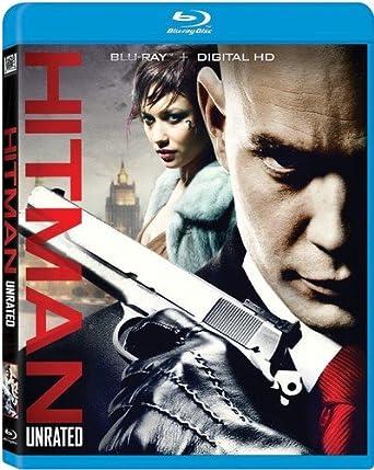 Amazon Com Hitman Blu Ray Timothy Olyphant Dougray Scott