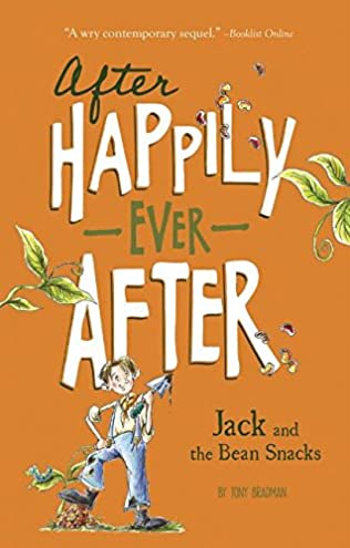 book cover of Jack and the Bean Snacks