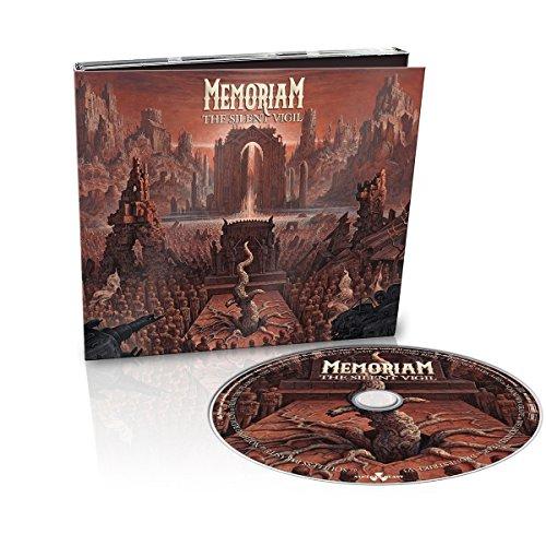 CD : Memoriam - Silent Vigil (CD)