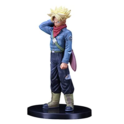SosoJustgo2 Anime Fate/Grand Order One Piece PVC Action Stand Figures Model Toy Animator Collection Action Statues Home Decor (with Box)(Dragon Ball02 18cm): Kitchen & Dining